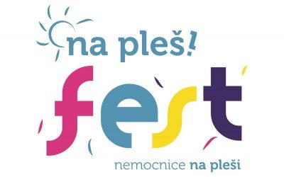 NaPleš!Fest má své logo