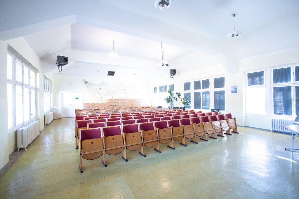 Kinosál Nemocnice Na Pleši
